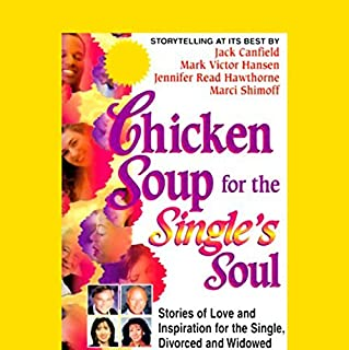 Chicken Soup for the Single's Soul audiobook cover art