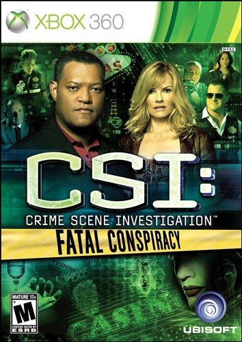 CSI: Fatal Conspiracy - Xbox 360