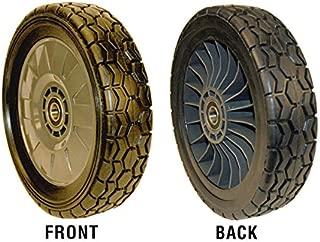 Mr Mower Parts Lawn Mower Wheel for Honda # 44700-VK6-010ZA, 44700VK6020ZA for HRC216