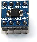 KASILU DIAN317 ADS1115 AD Módulo 16 Módulo Módulo de adquisición de Datos 4 sobre Concurso de diseño electrónico AD7705 Spot STEERMODUL Alto Rendimiento
