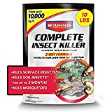 BIOADVANCED 700288S Complete Insect Killer for Soil & Turf Pest Control, 10-Pounds, Ready-to-Spread...