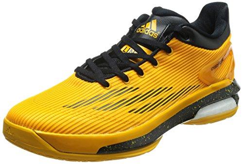adidas Crazylight Boost Lo Basketballschuhe, Scar/Blk/Red, 43m
