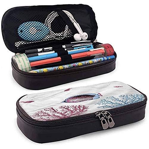 Bleistiftbeutel, federmäppchen tasche, federmäppchen, große kapazität gummiband...