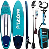 """Inflatable Stand Up Paddle Board 10'6"""" Long 6"""" Thick 