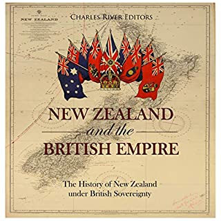 New Zealand and the British Empire audiobook cover art