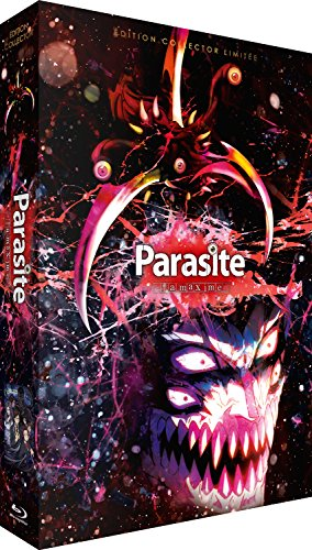 Parasite : La Maxime - Intégrale - Edition Collector Limitée - Combo [Blu-ray] + DVD [Édition Collector Blu-ray + DVD]