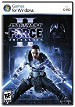New Lucasarts Star Wars: The Force Unleashed Ii Action/Adventure Game Standard 1 User Retail Pc