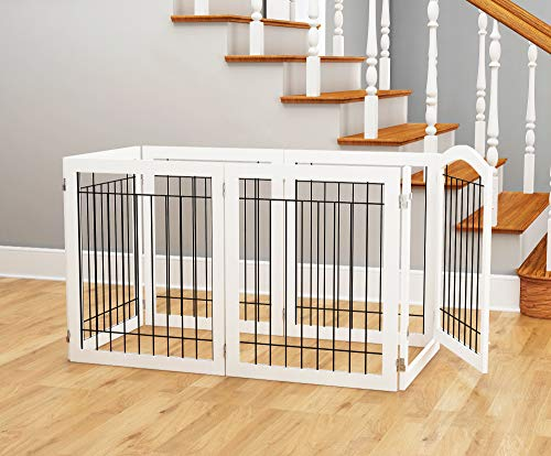51B+jaOl+qL The Best Baby Gates for Dogs 2021 [In-depth Review]