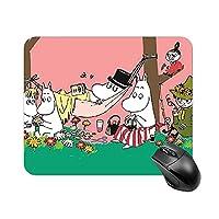 Moomin マウスパッドゴム製マウスパッドコンピュータアクセサリ