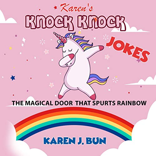『Karen's Unicorn Knock Knock Jokes』のカバーアート