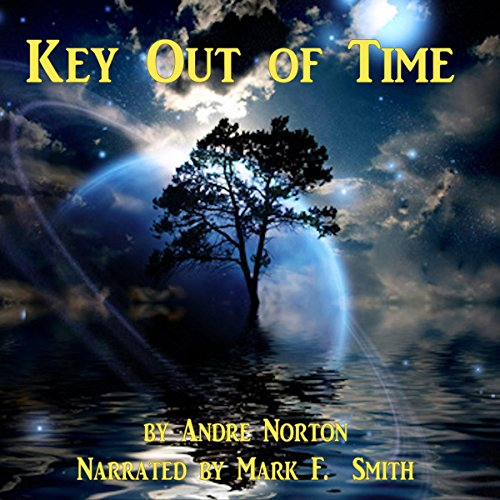 Key Out of Time audiobook cover art