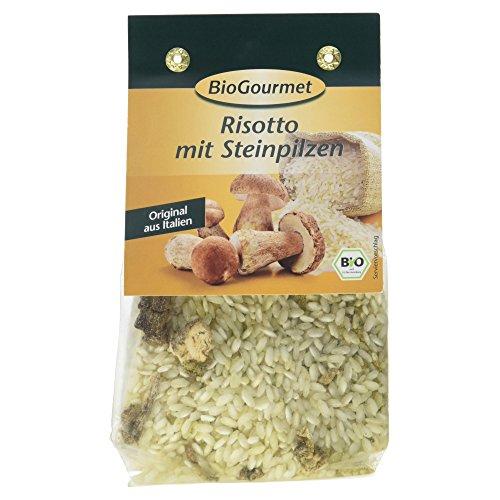BioGourmet Risotto mit Steinpilzen, 250 g