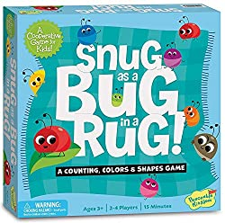 Snug as a Bug in a Rug Award Winning Preschool Skills Builder Game