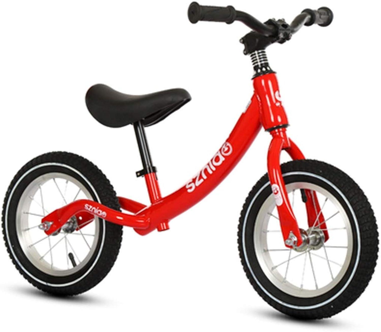 servicio de primera clase CHAOYUE Bicicleta para Niños Niños Niños pequeños con Equilibrio para bebés, sin Pedal, Niños de 1 a 3 años, Paso a Paso (Color   rojo)  disfruta ahorrando 30-50% de descuento