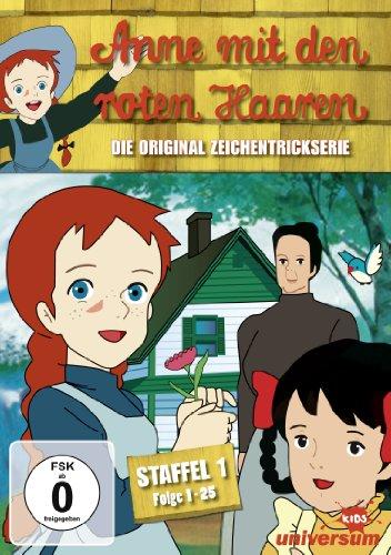 Anne mit den roten Haaren - Staffel 1 (3 DVDs)