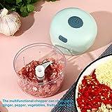 Zoom IMG-1 afaneep mini tritatutto da cucina