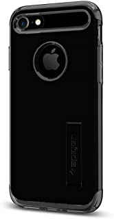 Spigen iPhone 7 Slim Armor cover/case - Jet Black