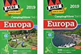 ACSI Internationaler Campingführer Europa 2019 Set