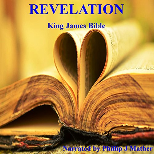Book of Revelation audiobook cover art