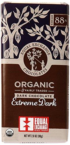 image of Equal Exchange Extreme Dark Chocolate