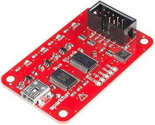 SparkFun (PID 12942) Bus Pirate - v3.6a with cable