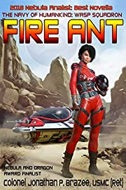 Fire Ant (The Navy of Humankind: Wasp Squadron Book 1)