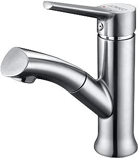Best bathroom sink faucets single hole sink faucet Reviews