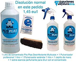 PLIS PLAS Desinfectante Concentrado Multiusos H.A. - SIN