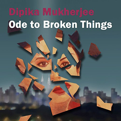 Ode to Broken Things audiobook cover art