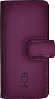 ullu  Wallet Case for iPhone 7/8 Plus - Indian Pink