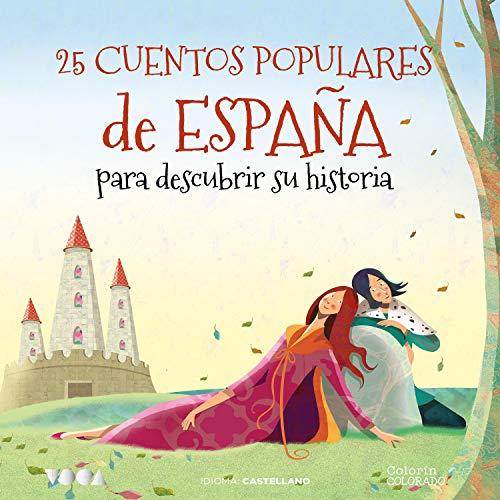 25 Cuentos Populares de España para Descubrir Su Historia cover art
