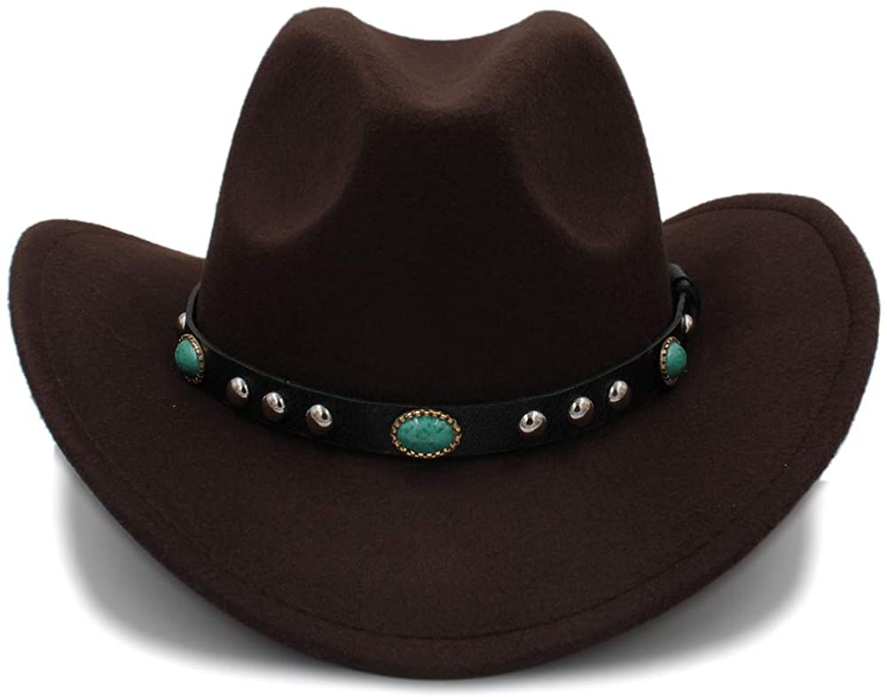 New Cowboy Hat Jazz Arrival Max 85% OFF Women CowboyHat Part Discount is also underway For Fashion