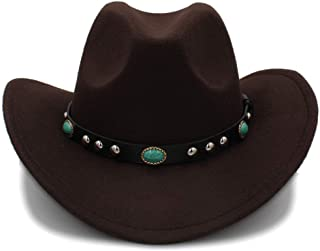 Lei Zhang New Cowboy Hat Jazz Hat Arrival Fashion CowboyHat For Women Party Costumes Cowgirl Roll Up Hat