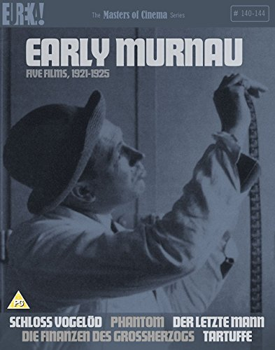 Early Murnau - Five Films (Schloß Vogelöd, Phantom, Der Letzte Mann, The Grand Duke's Finances, Tartuffe) (Masters of Cinema) (Blu-ray) [UK Import]