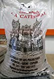 Lentejas pardinas de Tierra de Campos - Saco 10 kg