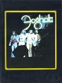 Foghat 1977 Tour Concert Program Book Programme Poster
