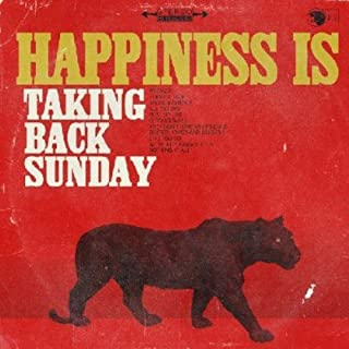 Best taking back sunday happiness is Reviews