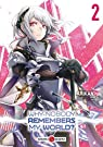 Why nobody remembers my world ? - vol. 02 par Sazane