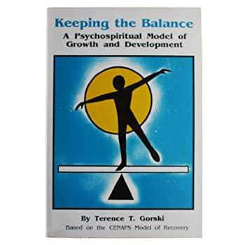 Keeping the Balance: A Psychospiritual Model of Growth and Development 0830906495 Book Cover