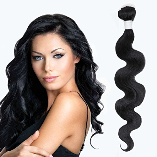 Aphrodite Vague De Corps Brésilien - Tissage Extensions De Cheveux Non Traitée 45.7cm Naturel