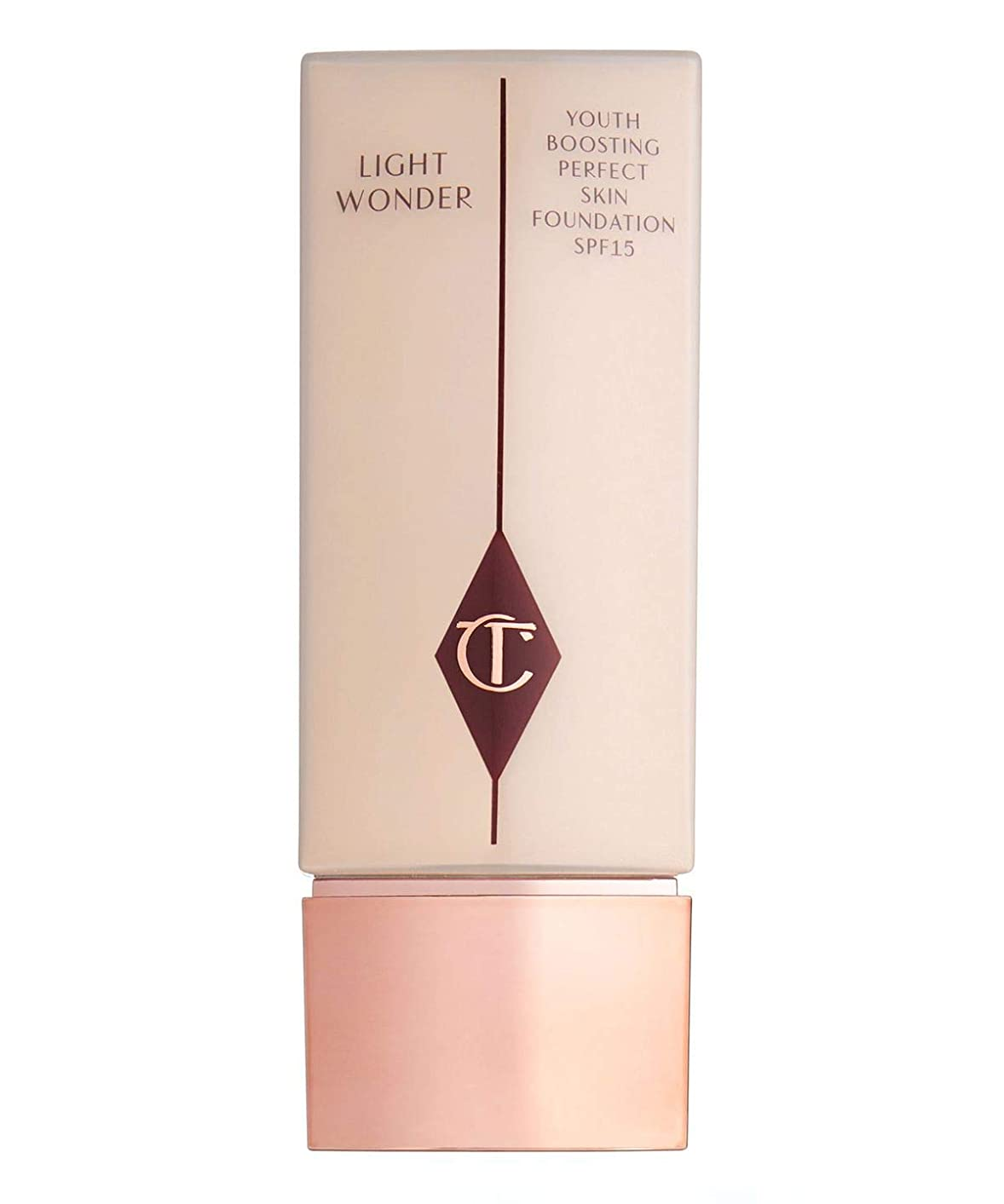 チャンピオンシップ買収社会学CHARLOTTE TILBURY Light Wonder foundation SPF 15 , Fair 01 by CHARLOTTE TILBURY