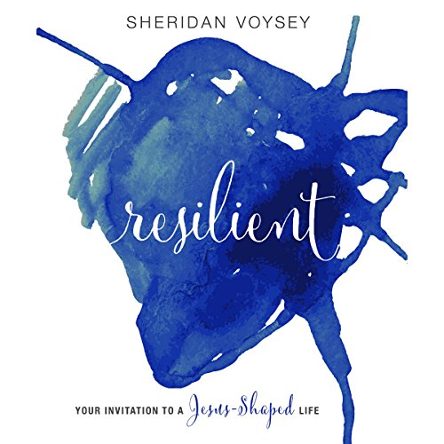 Resilient audiobook cover art