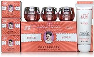 Jiaobi Whitening Cream (Set of 4) [Whitening and Smoothing Cream] Original