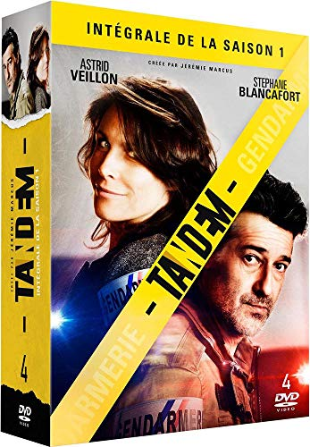 Tandem - Saison 1 [Francia] [DVD]