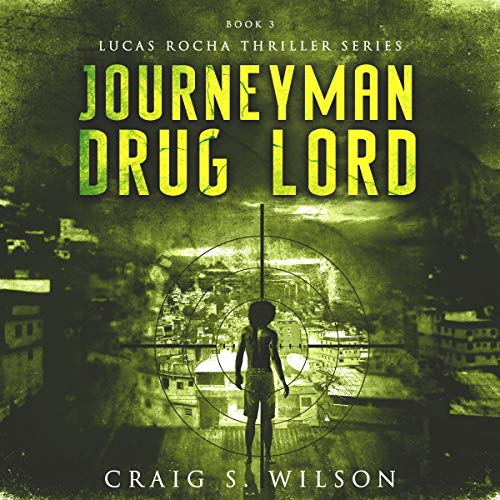 Journeyman Drug Lord  cover art