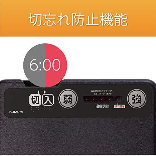 コイズミ電気カーペットレザー調1.5畳相当180×126cmKDC-1581