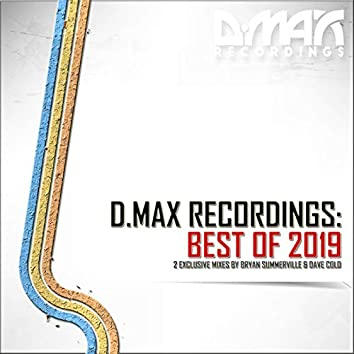 D.MAX Recordings: Best of 2019