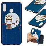 YYhin Phone Case Housse pour Coque Samsung Galaxy M20 / SM-M205F,Housse de Protection pour Dessin...