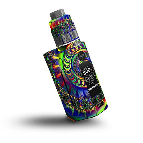 MightySkins Skin Compatible with Wismec Reuleaux RX GEN3 300W - Acid | Protective, Durable, and Unique Vinyl Decal wrap Cover | Easy to Apply, Remove, and Change Styles | Made in The USA