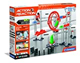 Clementoni- Action & Reaction-Premium Set- 52400 -
